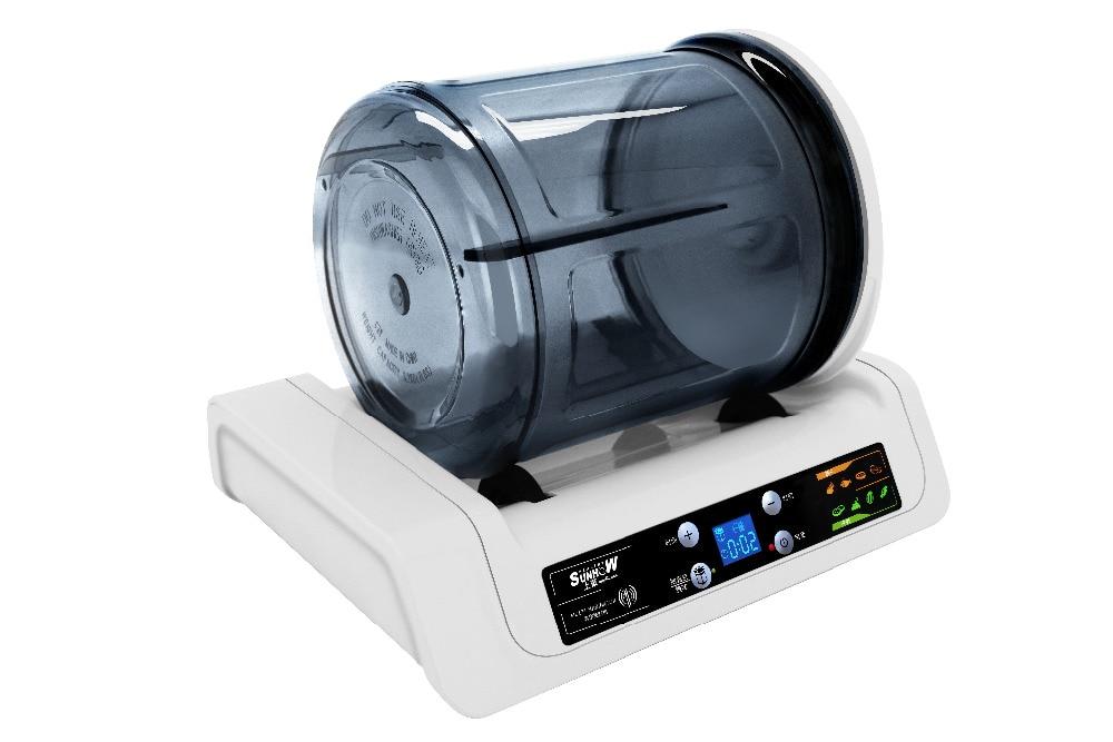 220 V Vácuo Elétrica Food Marinator Caindo Máquina de Vácuo do Agregado Familiar de Decapagem Máquina de Hambúrguer de Frango Marinado de Bacon
