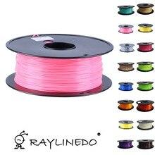 Pink 1Kilo/2.2Lb Quality PLA 1.75mm 3D Printer Filament Pink 3D Printing Pen Materials