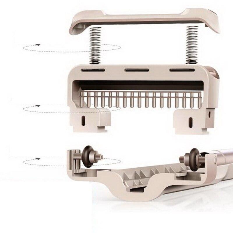 341202/квартира сс/дома self-сжатие/дизайн ролика вытирая трек/эластичный дизайн/удобный толкать и тянуть ручки