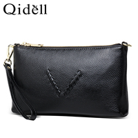 Women Leather Messenger Bags Genuine Leather Bag For Teenagers Female Handbags