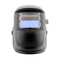 New Tech Solar Auto Darkening Welding Welders Protective Helmet Tig Mask With Grind Mode Skull Big