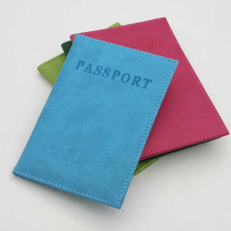 PU Leather Women Passport Cover Pink World Universal Travel Passport Ticket Holder Cover on The Passport Case Passport PouchPU Leather Women Passport Cover Pink World Universal Travel Passport Ticket Holder Cover on The Passport Case Passport Pouch