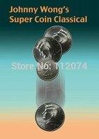 J W Super Coin Classical Magic Trick Coin Magic 2014 The Best Coin Magic Trick