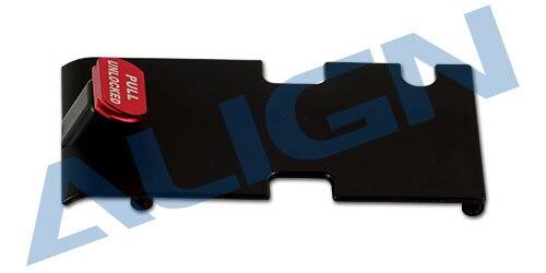 Align T-REX 450L Brushless ESC Монтажная Пластина Набор H45B010XXW Align trex 450 Запасные части Бесплатная Доставка с Отслеживанием