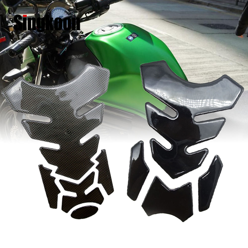 3D Motorcycle Stickers Decals Motorcycle Tank Pad Protector Sticker Pegatinas For Gsxr 1000 K4 450 Crf G310r Honda Transalp