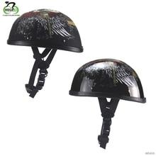 Retro Kepala Perlindungan Helm