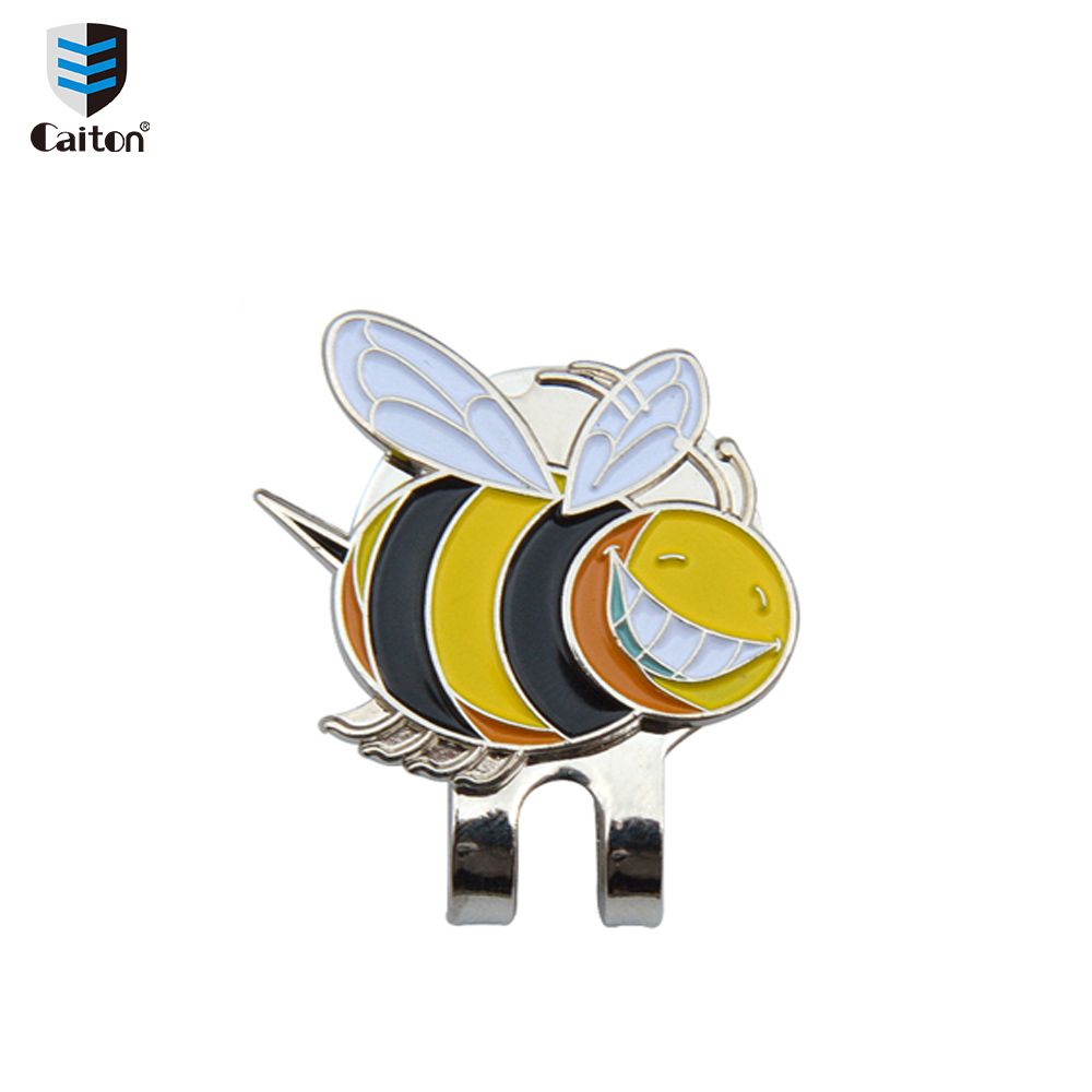 Image 2 - Caiton Cute insects Golf Ball Marker and Magnetic Hat Clip-in Golf Training Aids from Sports & Entertainment