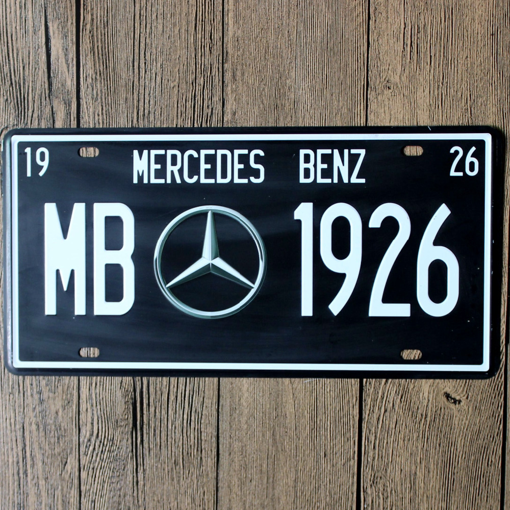 30X15cm Home Garage Decoration Retro Licence Plates Car Plate Metal Tin Sign Poster-in Plaques \u0026 Signs from Home \u0026 Garden on Aliexpress.com | Alibaba Group & 30X15cm Home Garage Decoration Retro Licence Plates Car Plate Metal ...