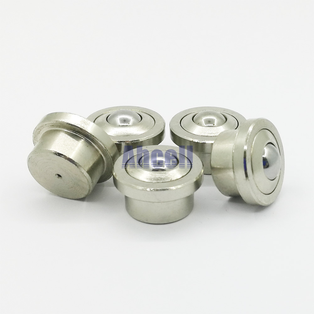 Ball Caster 5PCS//LOT SP-12 Heavy Duty Roller Bearing Unit SP12 12mm Ball Transfer Unit Bearing Conveyor Ball