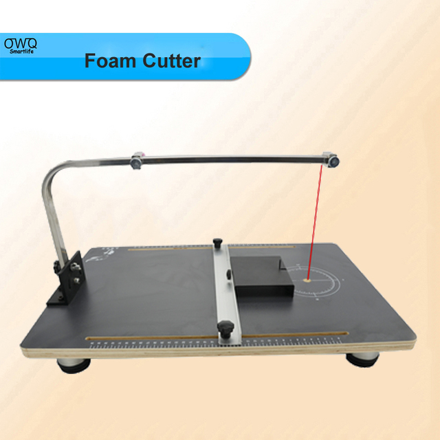 110v 220v Hot Wire Foam Cutting Machine Heating Tools Table Styrofoam Cutter