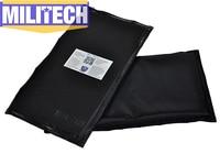 Bulletproof Kevlar Ballistic Panel Bullet Proof Plate Inserts Body Armor Cummerbund Plate Backer NIJ Lvl IIIA