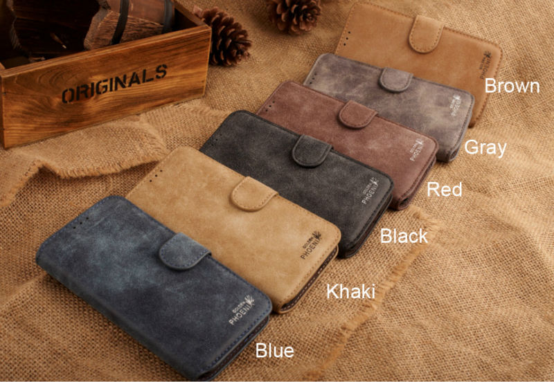 sports shoes 709d2 74f57 US $7.29 |For Samsung Galaxy S5 S4 Wallet Case Genuine Leather Case For  iPhone Galaxy S5 Retro Case Cover Card Slots For Samsung Galaxy S4 on ...