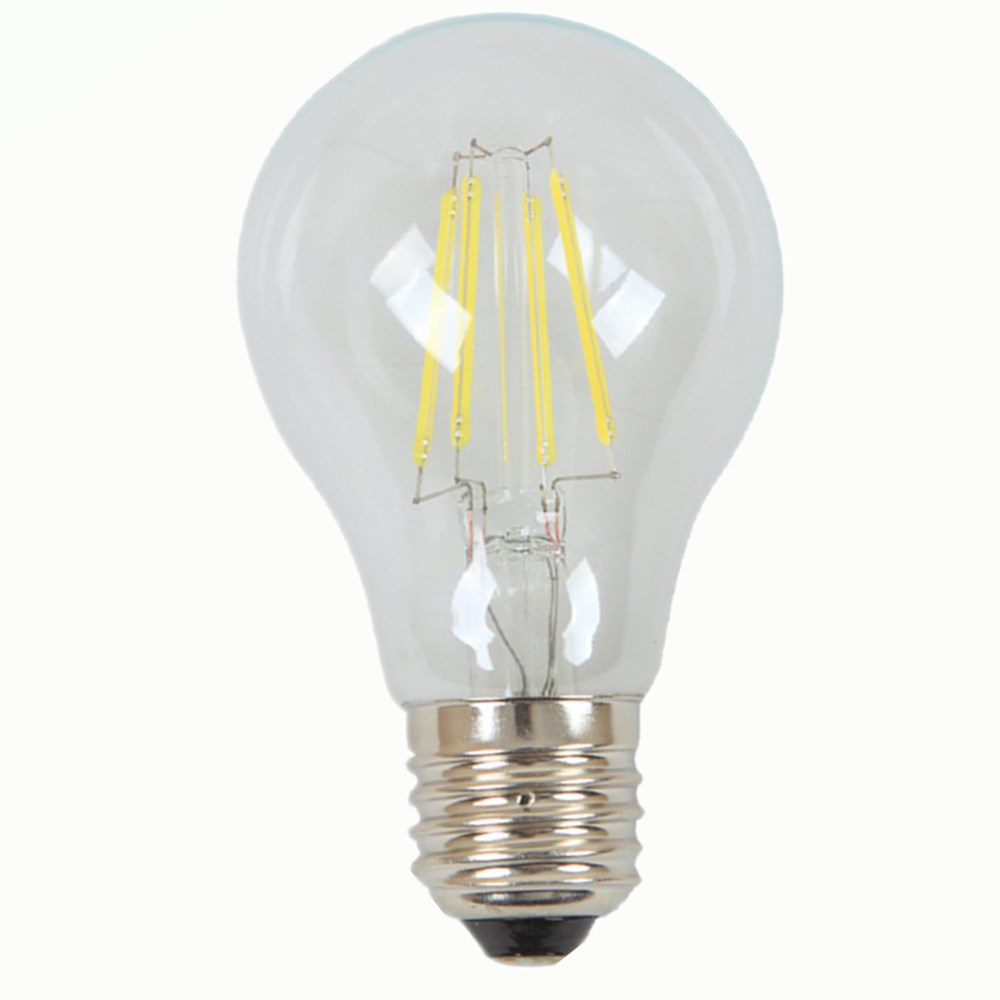 Antique Retro Vintage Edison LED Light E27 Incandescent dimmable Lamps 220V 4W 6W Filament Bubble Bulb Home Decoration - Everstar Lighting Store store