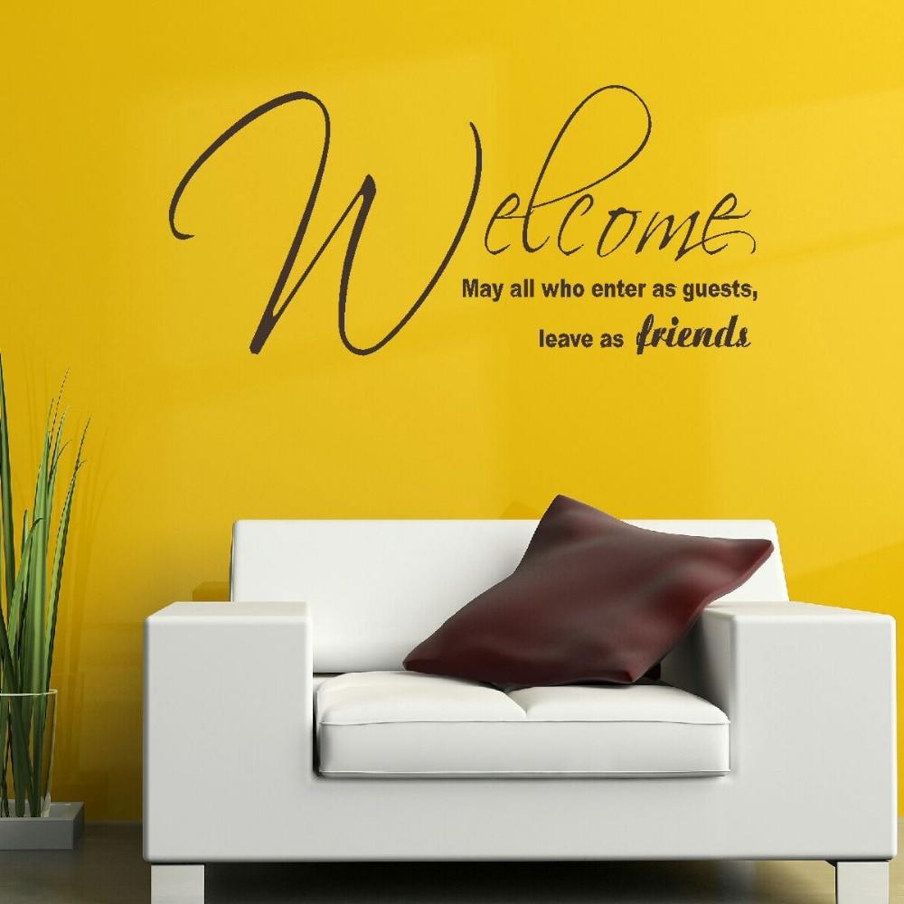 Simple 60+ Vinyl Wall Art Quotes Decorating Design Of Best 20+ Vinyl ...