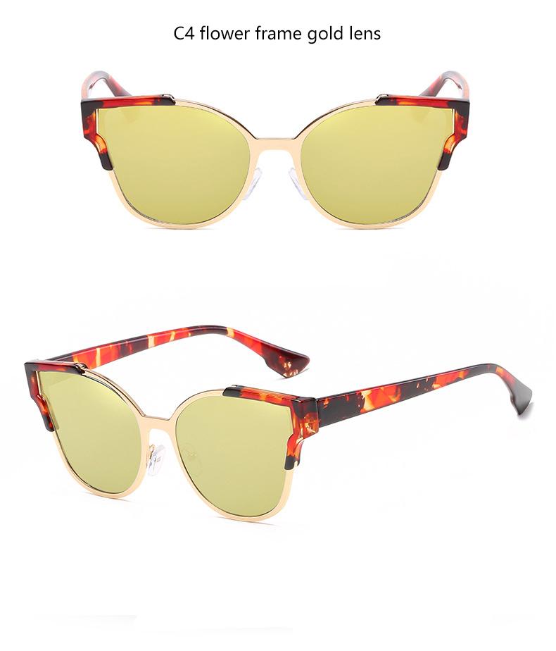 HTB174W2QVXXXXabXVXXq6xXFXXXM - Women Cat Eye Luxury Fashion Designer Mirror Sunglasses