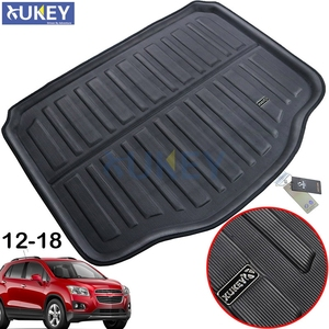 Image 1 - Rear Trunk Cargo Boot Liner Mat Floor Tray Carpet Protector Pad For Chevrolet Holden Trax Tracker 2013 2014 2015 2016 2019