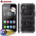 Kenxinda W9 teléfono Móvil 4000 mah Impermeable A Prueba de Polvo A Prueba de Choques MTK6753 Octa Core Andriod 5.1 2 GB + 16 GB 6.0 ''Smartphone IP68