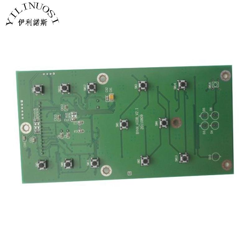 Allwin E-180 / EP-180 Eco-solvent Printer Control Panel Board galaxy solvent printer keypad board