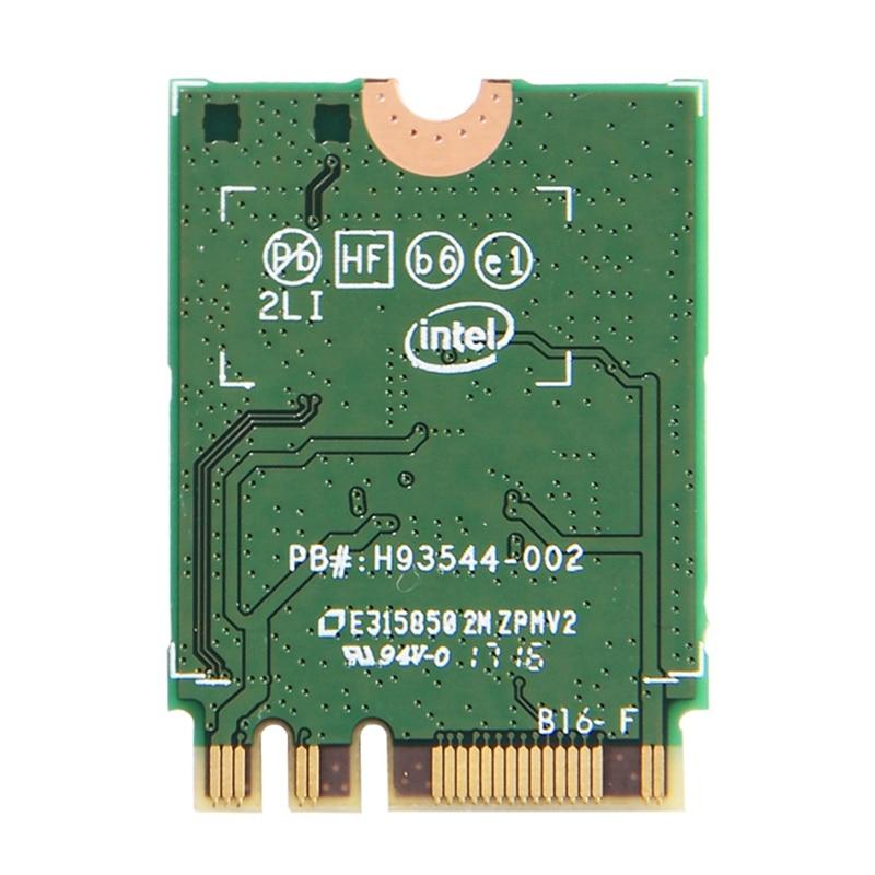 New Dual Band Wlan For Intel 8265Ngw Wireless-Ac 8265 Ngff 867Mbps Wifi Mu-Mimo 802.11Ac Wi-Fi+Bluetooth 4.2 Card For Windows