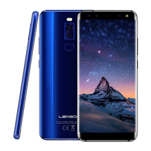 LEAGOO S8 18:9 Display Smartphone 5.72 Inch Android 7.0 MTK6750T Octa Core 3GB RAM 32GB 13MP 4 Cameras Fingerprint 4G Phone