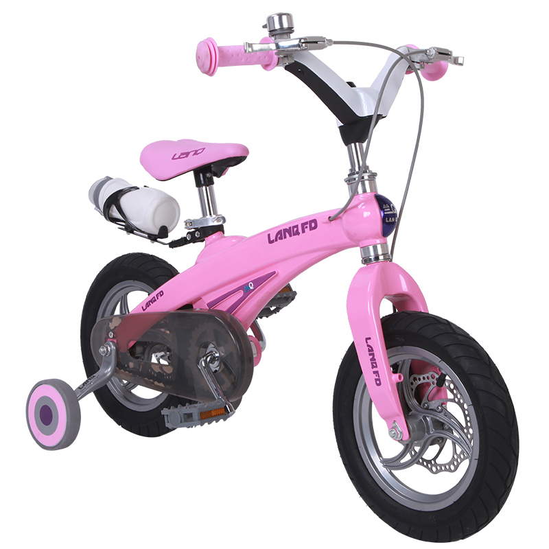 Blue Q Kids Bicycles Kids Bicycles Magnesium Alloy Frame One Child Bike Double Disc Brakes Bicycle Children