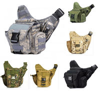 New 600D Molle Tactical Utility Shoulder Backpack Bag Pouch Camping Hiking