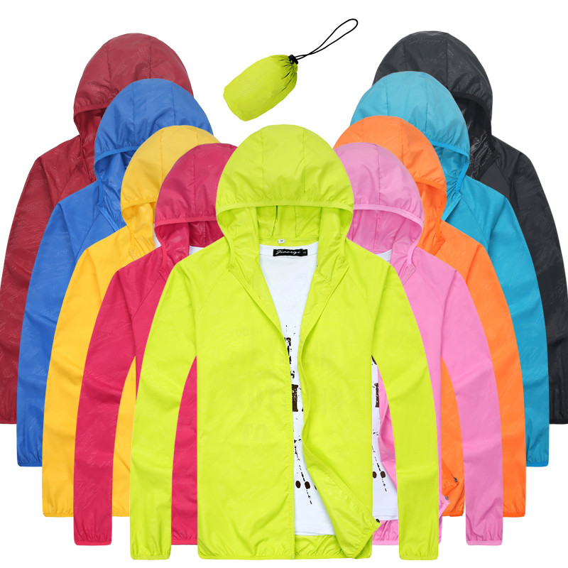 Jackets Mountaineering Sun-Protection Travel Fishing Camping Outdoor Women And Summer
