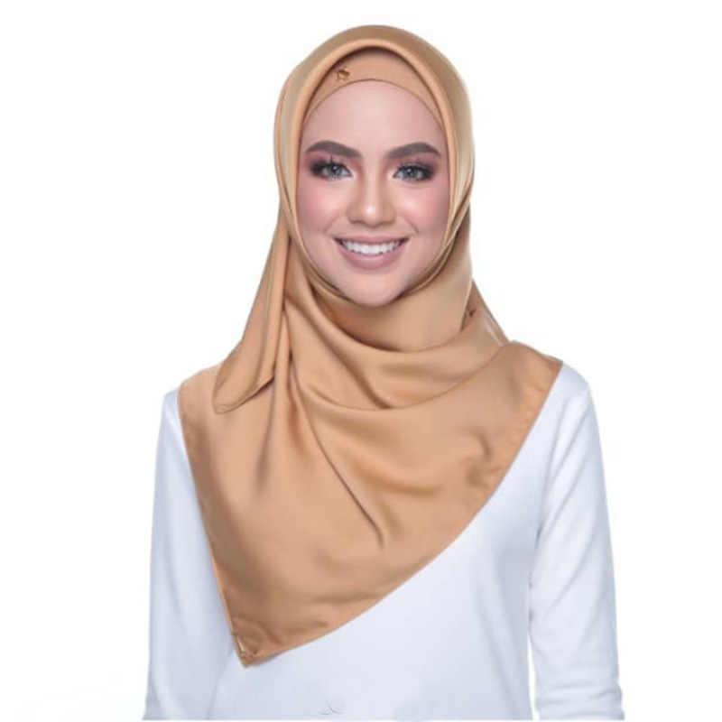 Bufandas de seda para mujeres liso Foulard satén cuadrado cabeza Hijab bufandas para señoras marca de lujo chales 90*90 Cm bandana turbante pañuelo