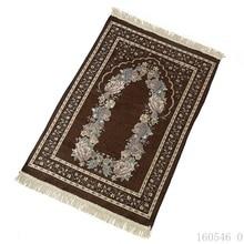 2020 Nieuwe 70*110Cm Dunne Travelling Islamitische Gebed Mat/Deken/Tapijt Voor Aanbidding Salat Musallah Gebed tapijt Bidden Matten Tapete PM29