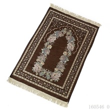 2020 yeni 70*110cm ince seyahat islam seccade/halı/halı ibadet için Salat Musallah dua halı dua paspaslar Tapete PM29