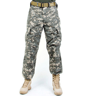 ACU camouflage pants trousers for training pants casual pants overalls