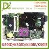 Scheda madre KEFU K50IE per asus K40ID K40IE K50I K50ID K50IE X50DI scheda madre per laptop Test della scheda madre lavoro 100%