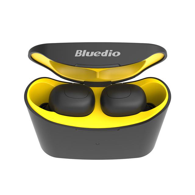 Bluedio TWS bluetooth stereo earbuds