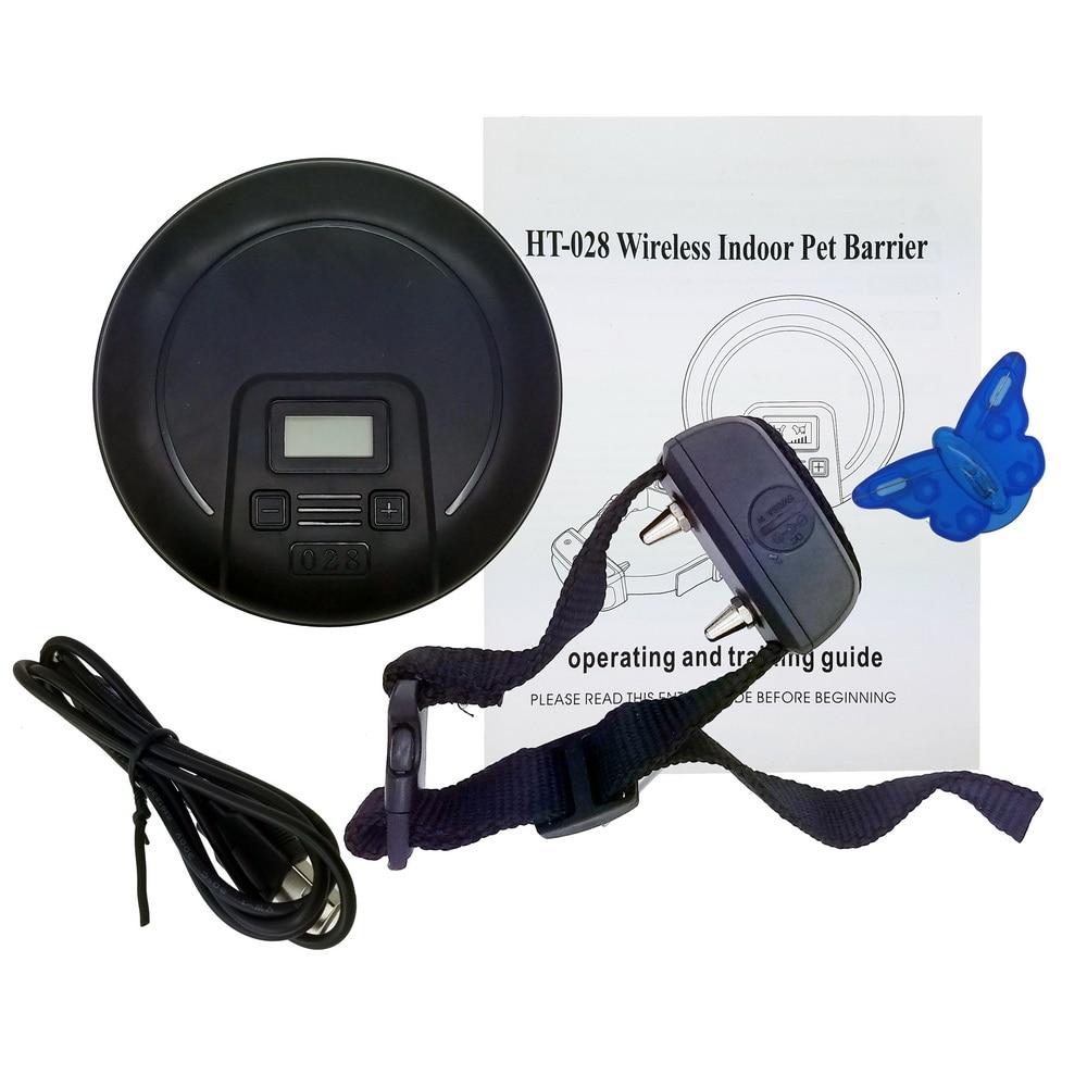 Wireless Indoor Pet Barrier KPHR TEK WALZY 028