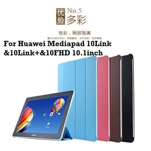 Huawei Case Foldable PU for 10FHD Link Smart-3 Stand High-Quality High-Quality