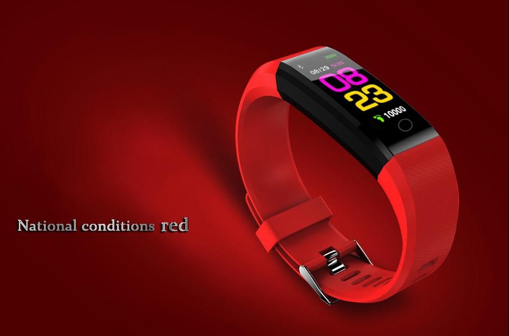 HTB174 DEYSYBuNjSspfq6AZCpXam LIGE New Smart Watch Men Women Heart Rate Monitor Blood Pressure Fitness Tracker Smartwatch Sport Smart Bracelet for ios android