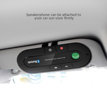 Car Stereo Handsfree Bluetooth Kit Wireless Vehicle Receiver for Mobile Phone Electronics