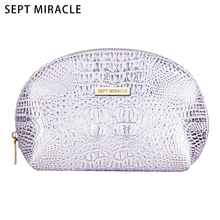 Fashion Brand Cosmetic bag New Portable Women Make up bag Pouch Bag For Travel Clutch Handbags Makeup
