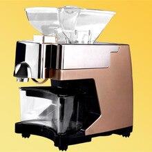 Mini Máquina De molino de Aceite extractor de aceite vegetal aceite de girasol máquina de prensa de ZF