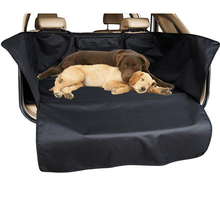2019New Car Trunk Pet Pad Dog Seat 600D Waterproof Oxford Cloth Cover For SUV Styling Auto Cushion Covers Supplies