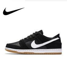 the latest c5371 15a8d Authentique Nike Dunk SB Low Pro Zoom Anti-glissant chaussures de skate  pour hommes baskets