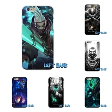 LEFTANYUN For iPhone X 4 4S 5 5S 5C SE 6 6S 7 8 Plus LOL Jinx Ekko Aurelion  Sol c1737ff1fc