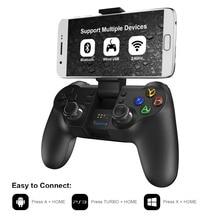 GameSir T1s Gamepad pour PS3 Contrôleur Bluetooth 2.4 GHz Filaire pour SONY Playstation PC/VR/TV Box/PS3 (Le Bateau de CN, NOUS, ES)