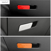 Lapetus Accessories For Jeep Compass 2017 2018 2019 Glove font b Box b font Handle Cover