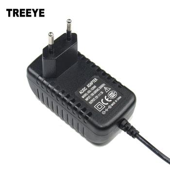 DC12V 2A CCTV zasilacz taśma LED zasilacze ue wtyczka 5 5*2 1mm wejście 100V ~ 240V tanie i dobre opinie TREEYE DC12V2A Komunikacja Converter 100V~240V 50~60Hz cctv Power supply LED power supply 12V