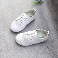 Top quality Boys Sneakers Genuine leather lace-up Children Oxford Shoes Kids casual shoes Children Flat shoes