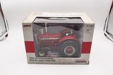 ERTL 1:16 PRESTIGE Collection 1206 International Wheatland Tracteur CASE IH Jouets Modèles Rouge