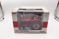 ERTL 1 16 PRESTIGE Collection 1206 International Wheatland Tractor CASE IH Toys Models Red