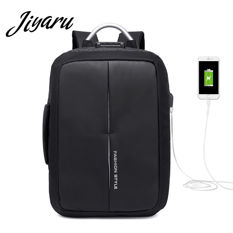 USB Charging Men Backpacks USB Backpacks for Man Laptop Notebook Bags for Male Student School Backpacks Men Casual Travel Bags