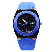 2015 New Fashion Sports Men Watches Casual Quartz Children s watches military Watch Silicone font b